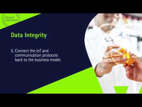 Data Integrity - Security Implications of Tech Vision