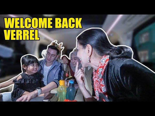 DIKENALIN KE MAMANYA. Bukber Bareng Verrel Surprise! PART 1