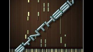 Synthesia Piano Insanity: Mozart Wolfgang Amadeus Mozart Symphony No 31 KV 297 Paris D major