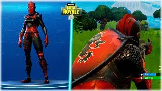 TESTING LEGENDARY SKINS IN THE NEW UPDATE!! - Fortnite: Battle Royale [WithZack]