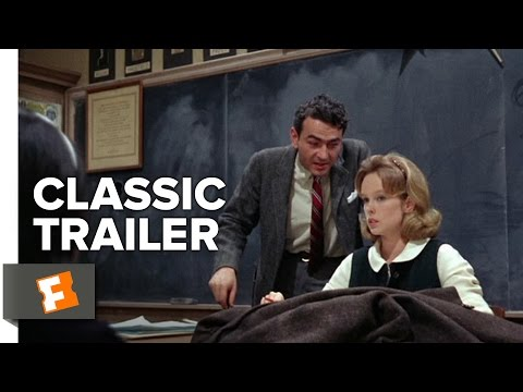 Up the Down Staircase 1967    Patrick Bedford, Sandy Dennis Movie HD