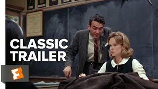 Up the Down Staircase (1967) Official Trailer - Patrick Bedford, Sandy Dennis Movie HD