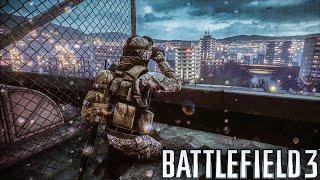 Tehran Night Ops (Sniping Mission) Battlefield 3 - 4K