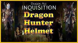 Dragon Age: Inquisition - Dragon Hunter Helm - Unique Helm