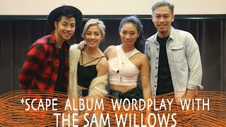 Album Wordplay with The Sam Willows: Cockroach or Lizard?