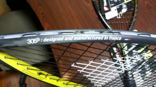 Tecnifibre Carboflex 125 Squash Rackets Review