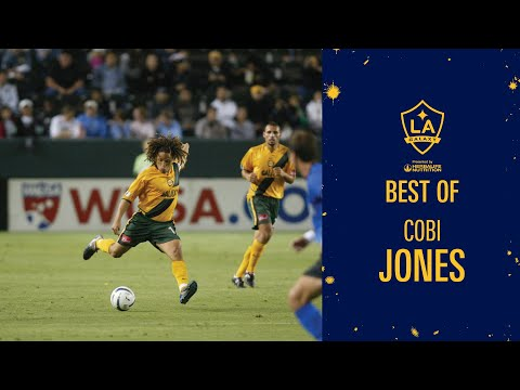 Best of LA Galaxy legend Cobi Jones | HIGHLIGHTS & TOP GOALS