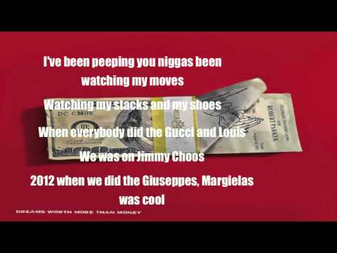 Meek Mill- Jump Out the Face ft. Future [Lyrics explained]