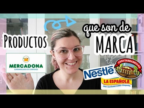 Productos MERCADONA que son de