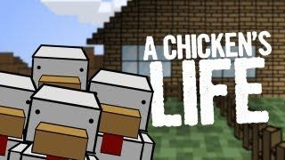 A Chicken's Life, A Minecraft Parody
