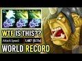World Record 10 Hits Per Sec Max Attack Speed Alchemist Insane Build Fun Game Full Stack Farm Dota 2 mp3