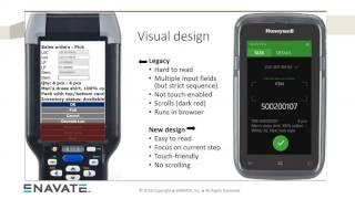Dynamics 365 for Operations - Warehousing Mobile App Recap