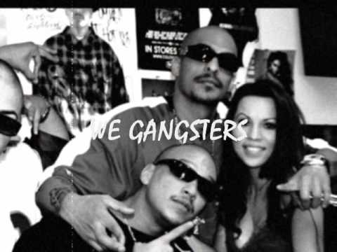 Black Wall Street The Game we gangsters - the stomper (soldier ink), el demonio, the game
