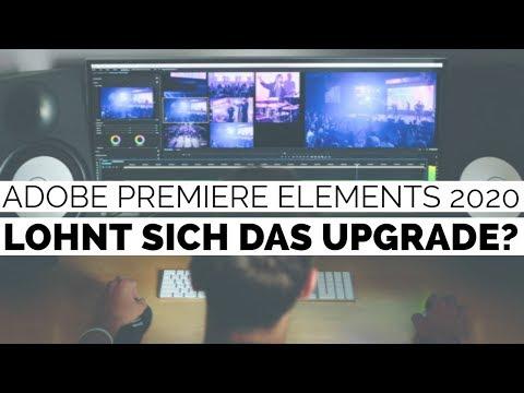 Adobe Premiere Elements 2020: Lohnt Sich Das Upgrade?