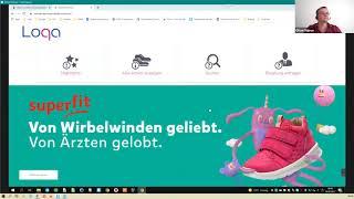 Webinar Kundenterminal