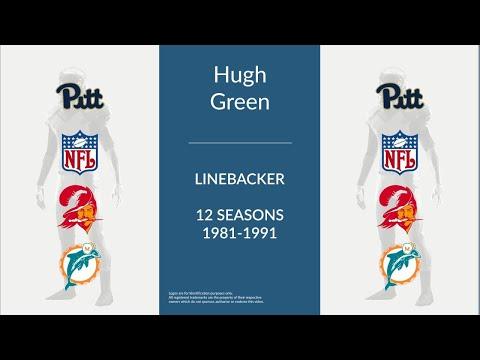 Hugh Green: Football Linebacker