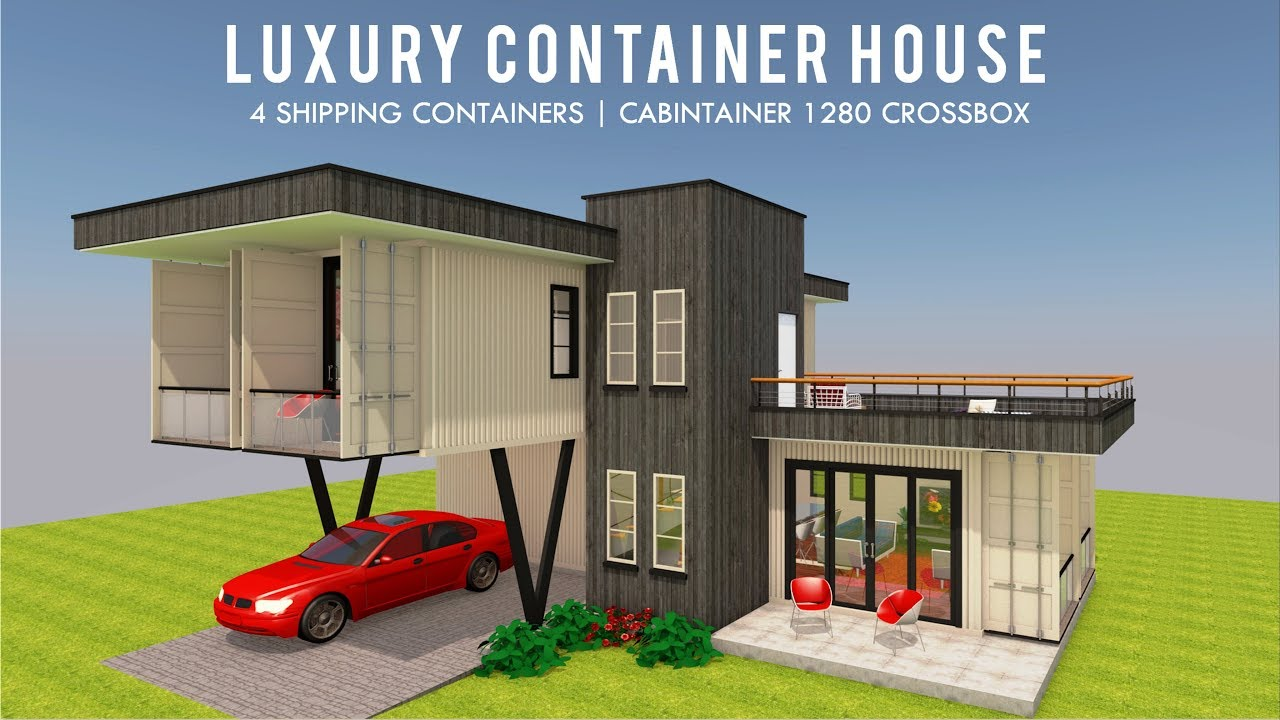 How To Design A Container Home Yaser