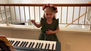 Heidi's Piano Studio's Virtual Spring Recital 2021