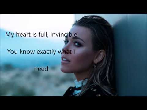 Rachel Platten - Loveback (LYRICS)