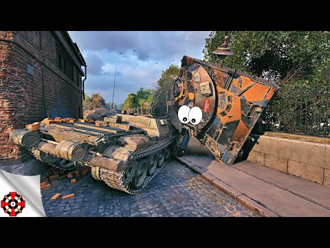 World of Tanks - Funny Moments | Time to DERP! (WoT derp, April 2019) thumbnail