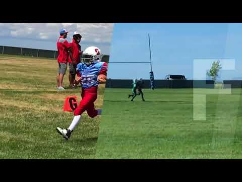 NMYAFL Highlight Videos - Fall Season - Week 2