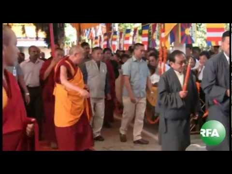 Long life prayer for H.H Lama.