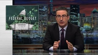 Federal Budget: Last Week Tonight with J...