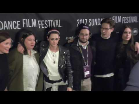 Come Swim Premiere Kristen Stewart The Pulse