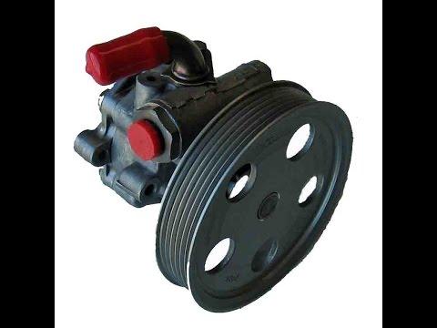 Como Cambiar la Bomba del Hidraulico - power steering