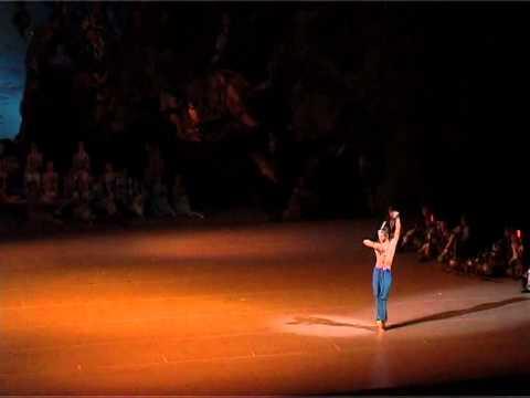 Le Corsaire Pas D`action 2 act Medora-Daria Vasnetsova,Conrad-I.Kuznetsov,Ali-L.Sarafanov