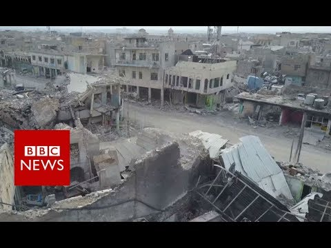 What's left of Mosul?  - BBC News