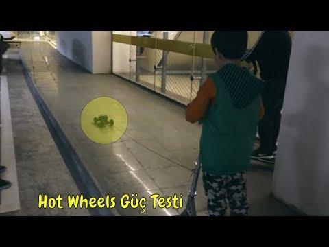 Hot Wheels Rock Crawler 4X4 Güç Testi | Scooterla Keremi çekecek mi? | ABC KEREM