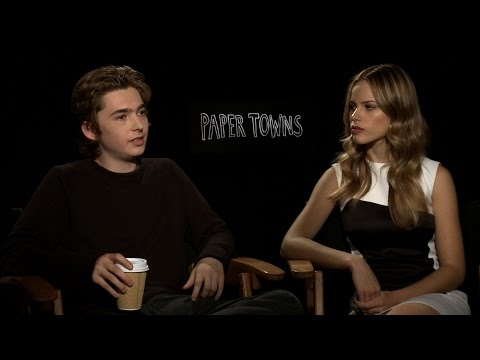 'Paper Towns': Austin Abrams's Advice to Young Actors