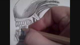 How To Draw Giger
