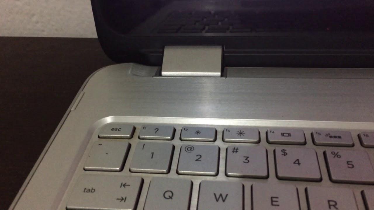 Notebook Envy 15 x360 loud fan noise *fix in the description*
