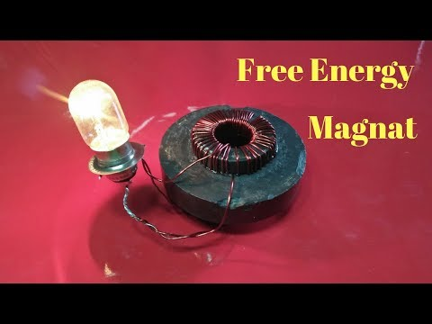 free energy magnet generator new exhibition