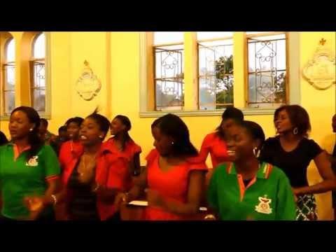 St Ignatius Parish Youth Choir Video 6