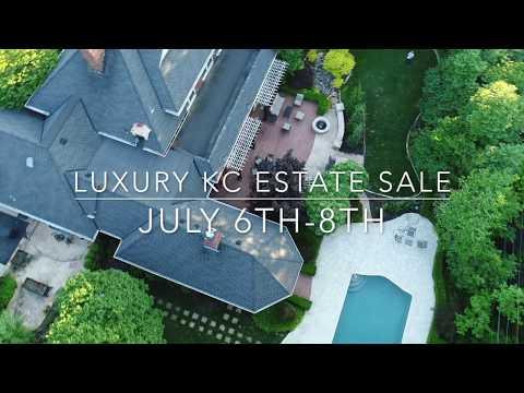 Luxury Kansas City Estate Sale / July 6-8 /  Brown Button Estate Sales