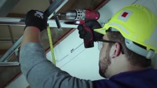 Descubre cómo instalar tu cielo raso en PVC Dalamo | Homecenter