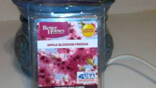 Review of Better Homes and Garden Wax Melts