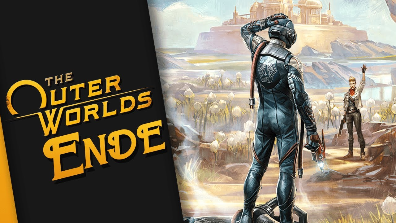 THE OUTER WORLDS #080 🚀 Das Ende [GERMAN][HART]