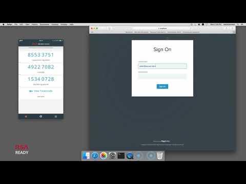 RSA Ready: SecurID Access - Ping Identity PingFederate SAML Integration