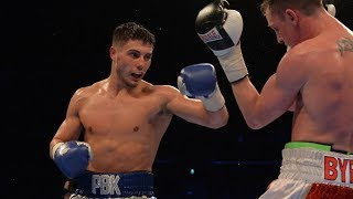 Josh Kelly - Highlights & Knockouts (Amazing Footwork)