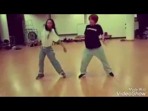 Nelly I love you dance by two sister's love it 😍....
