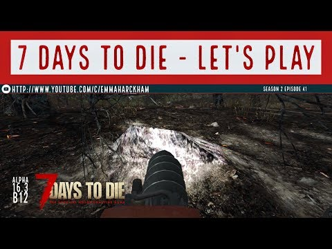 7 Days to Die A16 S2 Ep 41 Finding oil shale