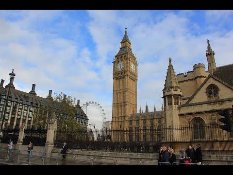 London Trip | 2015 GoPro DJI Phantom