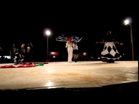 Tanoura Dance performance with guests | Dubai Desert Safari by Atlanta Safari Dubai