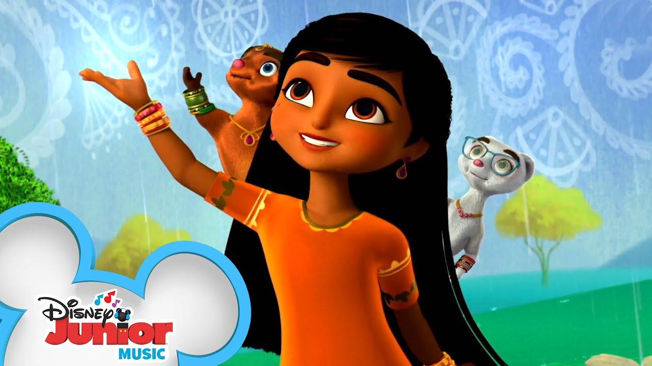 Teej Festival Mystery | Mira, Royal Detective | @Disney Junior