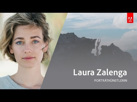 Fotografie mit Laura Zalenga - Adobe Live 1/3