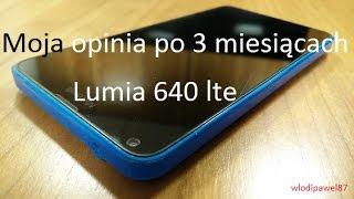 [PL] Microsoft Lumia 640 - Moja opinia po 3 miesiącach użytkowania